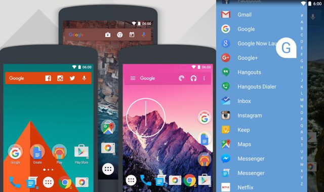 Action Launcher 3 v3.9.4 APK Download