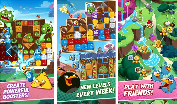 Angry Birds Blast APK Download Free
