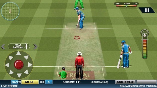 Real Cricket 16 2.6.3 APK Download