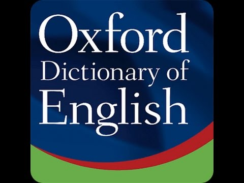 Oxford Dictionary of English v7.0.177 Premium APK Free Download