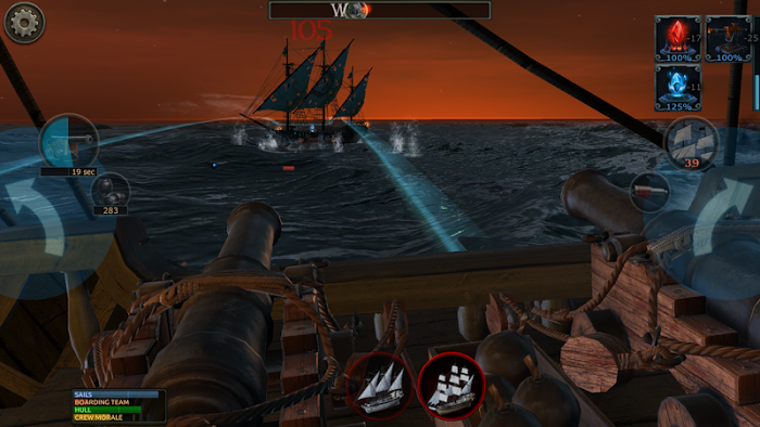 Tempest Pirate Action RPG v1.0.11 APK Download Free
