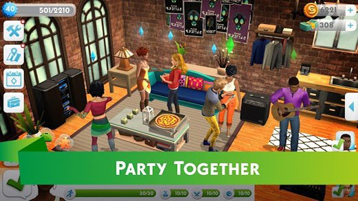 The Sims Mobile APK Free