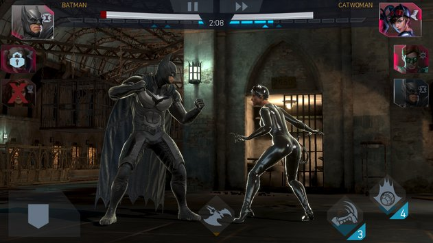 Injustice 2 APK New setup