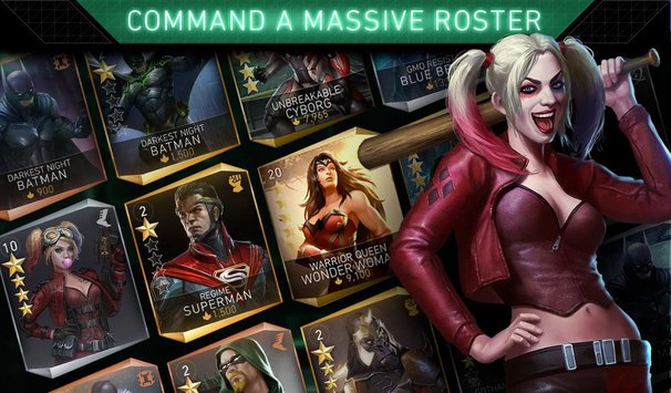 Injustice 2 APK Download