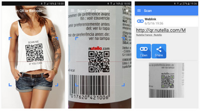 QR and Barcode Scanner PRO APK Download