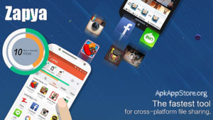 Zapya - File Transfer, Sharing APK Download