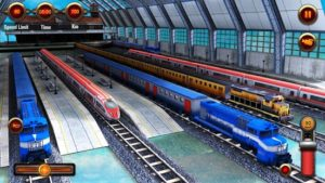 Free Train Racing Games 3D 2 Player APK Download