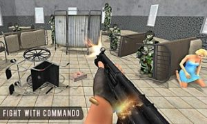 Download Modern Action Commando FPS APK