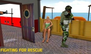 Modern Action Commando FPS APK Download