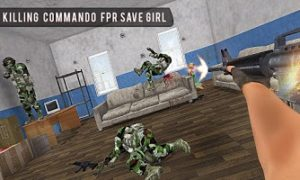 Modern Action Commando FPS APK Free