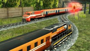 Train Racing Games 3D 2 Player Free APK Download