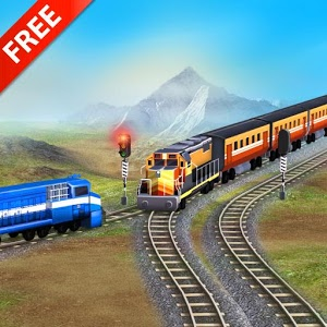Train Racing Games 3d 2 Player Apk Free Download