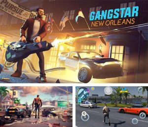 Gangstar New Orleans APK Download Free