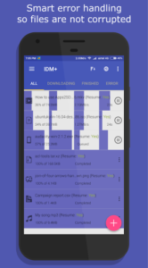 IDM Fastest Download Manager v4.6 APK Download Free