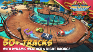 Mini Motor Racing v2 APK Download Free