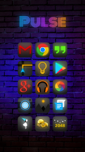 Pulse - Icon Pack v4.5.4 Free APK Download
