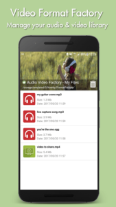 Video Format Factory v4.4 APK Download Free