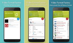 Video Format Factory v4.4 Free APK Download