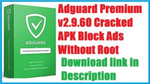 Free Adguard For Android Premium 2.10.164 APK Download