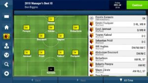 Download Football Manager Mobile 2018 v9.0.1 APK Free