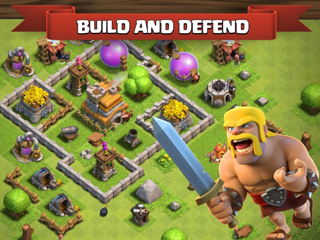 clash of clans pc download 2017