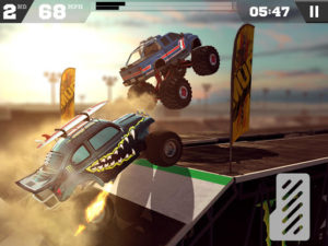 Download MMX Racing Featuring WWE 1.13.8679 Apk Free