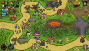 Kingdom Rush Origins 1 5 2 Apk Free Download