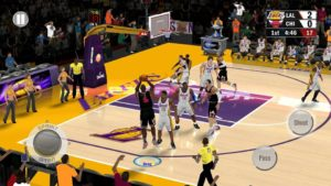 Nba 2K18 v35.0.1 Apk Download Free