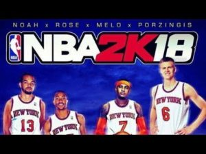 Nba 2K18 v35.0.1 Apk Free Download
