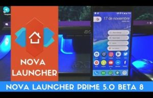 Download Nova Launcher Prime V5.5.2 APK Free
