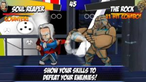 Superheroes Free Fighting Games 2.1 APK Download Free