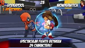 Free Superheroes Free Fighting Games 2.1 APK Download
