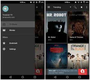 Download Terrarium TV v1.8.3 Premium APK Free