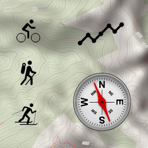 ActiMap Outdoor maps and GPS v1.4.0.1 APK Free Download