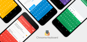 Free Chrooma Keyboard with Proofreader v7.4.1 Pro APK Download