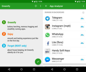 Free Greenify v3.9.1 Donate APKDownload