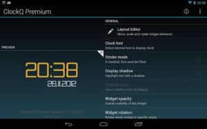 Free Neon Alarm Clock Premium v3.4.2 APK Download