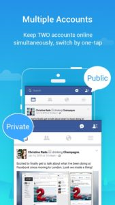 Free Parallel Space - Multi Accounts and Two face v4.0.8403 Pro APK Download