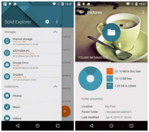 Free Solid Explorer File Manager v2.3.2 APK Download
