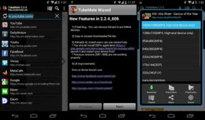 Free TubeMate v2.3.3.696 APK Download