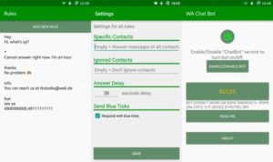 Free AutoResponder for WhatsApp Pro APK Download