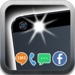 Flash Alerts on Call and SMS Premium v2.9. Apk Free Download