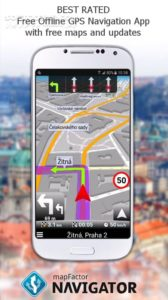 GPS Navigation and Maps Sygic 17.3.21 for Android +4.0 APK Download Free