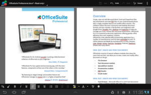 Download OfficeSuite Pro with PDF v9.3.11972 Apk Free