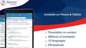 Free Reverso Translation Dictionary Premium APK Download