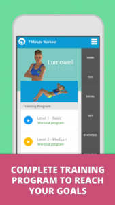 Seven Minute Workout Full APK Download Free