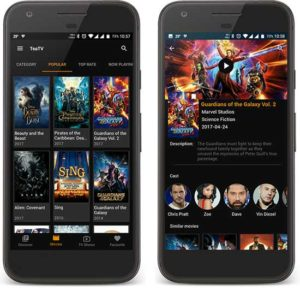 Download TeaTV - Free 1080p Movies and TV Shows for Android Devices v5.7r Apk Free