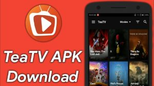 TeaTV - Free 1080p Movies and TV Shows for Android Devices v5.7r Apk Free Download