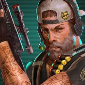 League of War Mercenaries v9.0.20 APK Free Download
