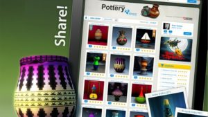 Download Let's Create Pottery v1.80 APK Free